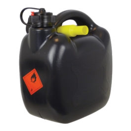 Petrol Can 5L Black