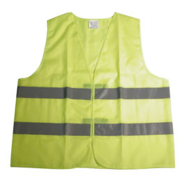 Hi-Vis Safety Vest Yellow XL