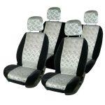 Seat Cover 8 pcs 'Metal Speed'