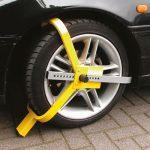 Wheel Clamp Lock 13 inch-15 inch
