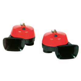 Electronic Horn 2 tone x 2 (shell type)