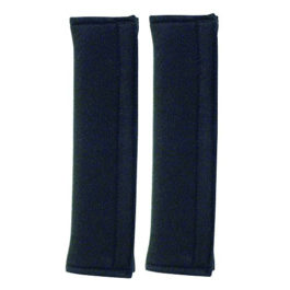 Seatbelt Pads Black