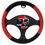 Steering Wheel Cover Black/Red