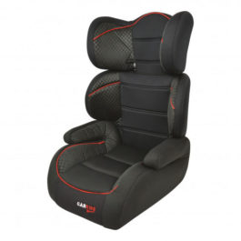 Child Car Seat Black/Red