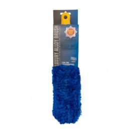 Deluxe Microfibre Non Metal Wheel Brush (WBMF)