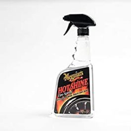 Meguiar's Hot Shine Tire Spray Tire Dressing 710ml