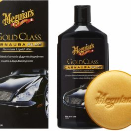 Meguiar's Gold Class Carnauba Plus Premium Liquid Car Wax 473ml