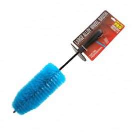 Ultra Plush Large Alloy Wheel Brush – Heavy Duty (WBHD)