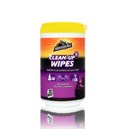 Armorall antibacterial hand wipes