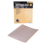 Indasa Rhynalox Sandpaper, 140x230mm, P2000
