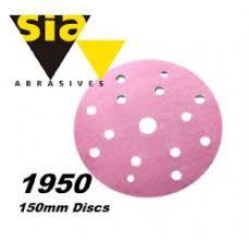 Siaone 150mm Velcro Sanding Discs P500